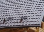 Как покрыть крышу металлочерепицей