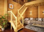 Элементы лестниц, конструкции, термины и определения
