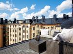 Квартира стоимостью 10 миллионов евро в Стокгольме