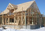 Каркасный дом по канадской технологии