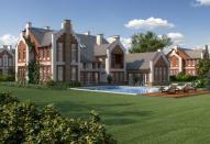 15 миллионов за «домик» у Днепра