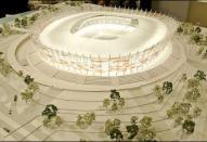 В Киеве необходимо построить новый стадион