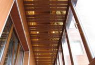 Как выбрать реечный потолок