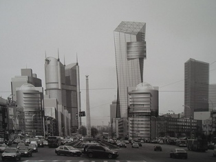 Центр Киева упрямо хотят застроить высотками