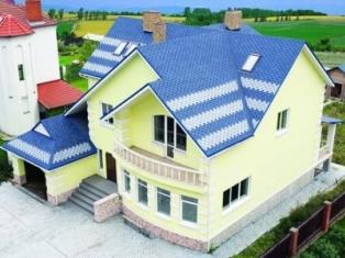 Художник, что рисует крышу…