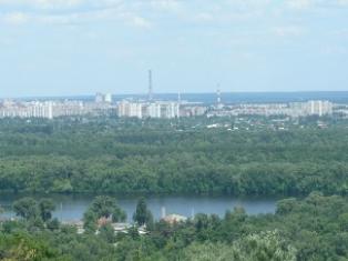 Киев будет приростать Юго-Западом