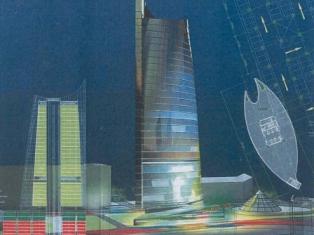 Высотка изменит «лицо» Севастопольской площади