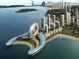 В Дубае построят дом-колесо