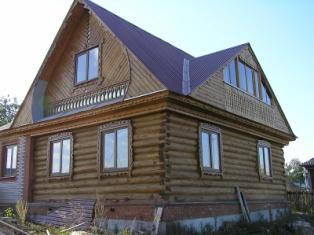 Деревянный дом: разумное решение