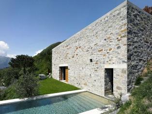 Необычный дом в Швейцарии