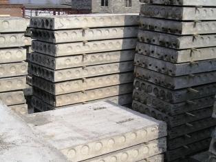 Способы усиления плит перекрытия