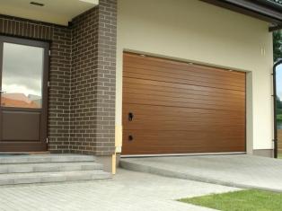 Типы гаражных ворот