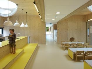 Hestia - детский сад в Амстердаме
