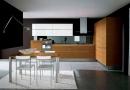 Зонирование помещения с помощью освещения и напольных покрытий