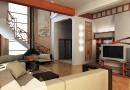 Большая квартира: разделение пространства на зоны
