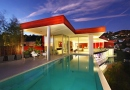 Архитектурный шедевр на Голливудских холмах
