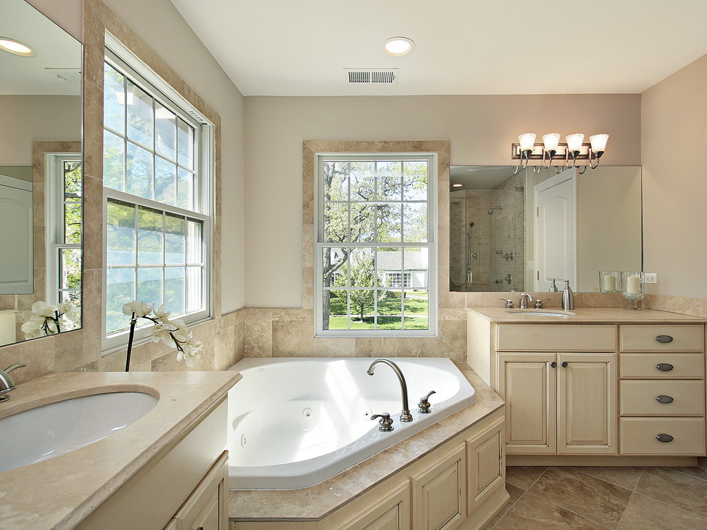Ремонт ванной комнаты с