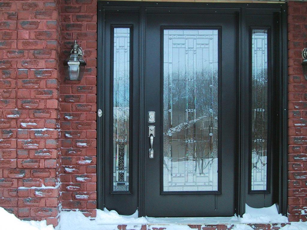 Красивые входные двери фото