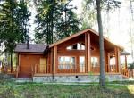 Строительные технологии: дома из клееного бруса
