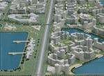 На Осокорках построят шесть микрорайонов