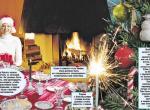 Как не спалить себя, гостей и елку