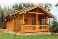 Расчет стоимости затрат на строительство бани из дерева