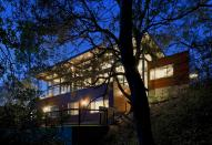 Резиденция Broom Way от Nonzero Architecture в Калифорнии