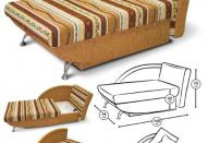 Механизмы раскладывания мягкой мебели